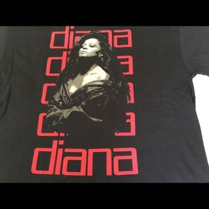 Diana Ross new T-shirt Medium